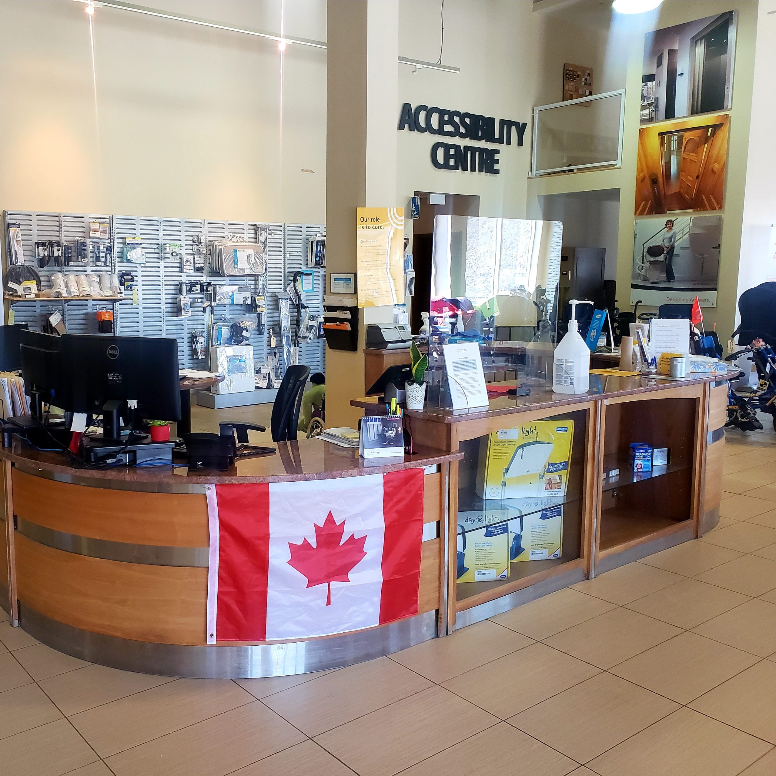 Ottawa care desk