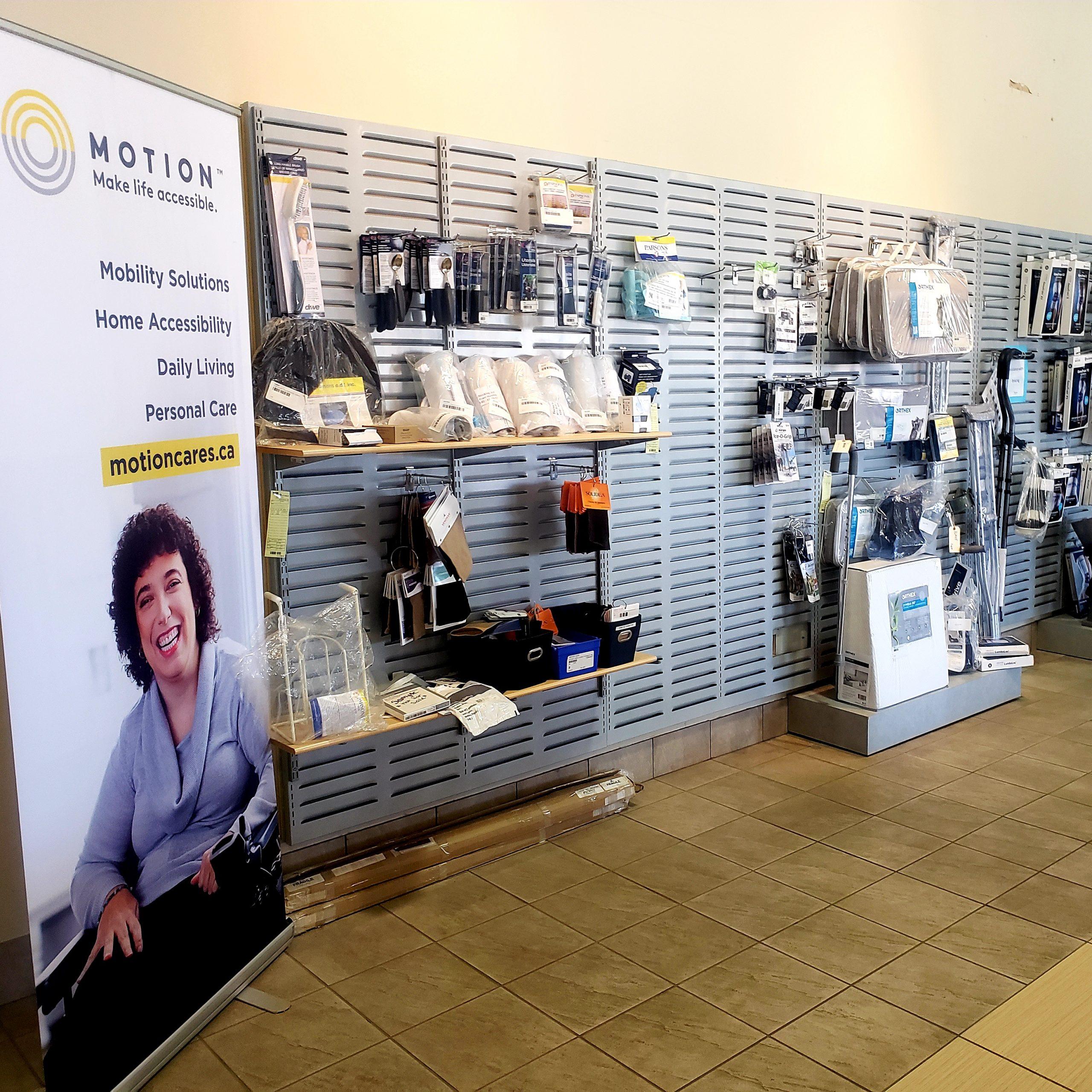 Ottawa showroom