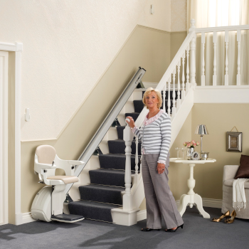 HomeGlide Stairlift