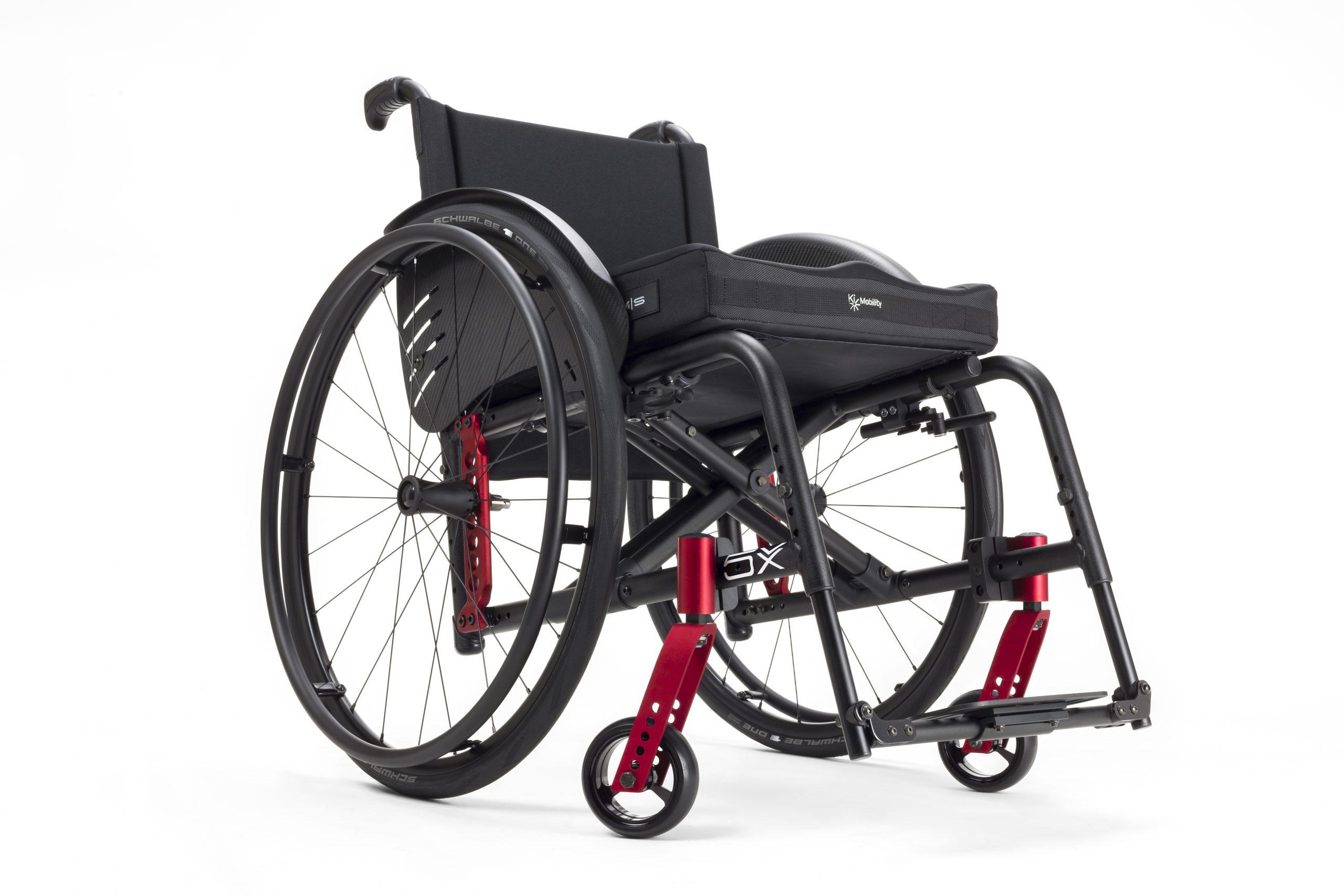 Catalyst 5Vx Manual Wheelchair