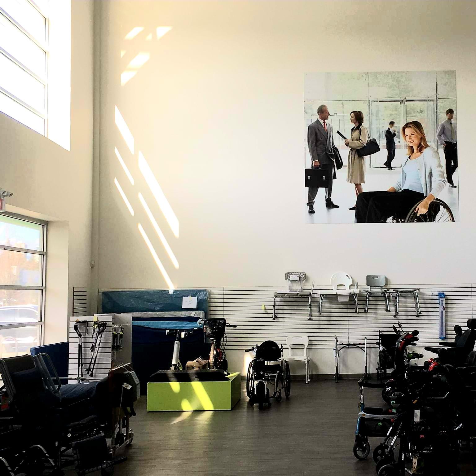 Vancouver showroom