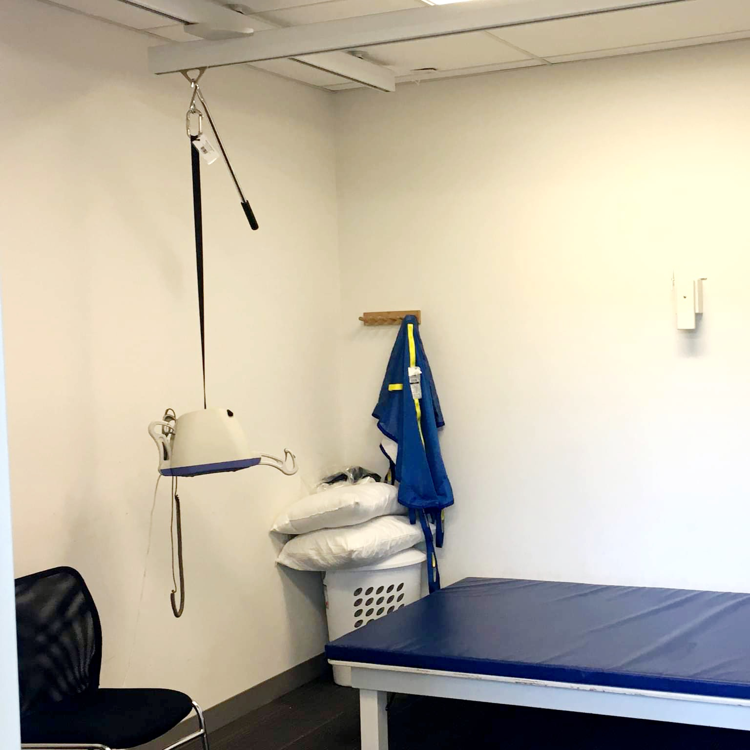 Vancouver provate assessment room