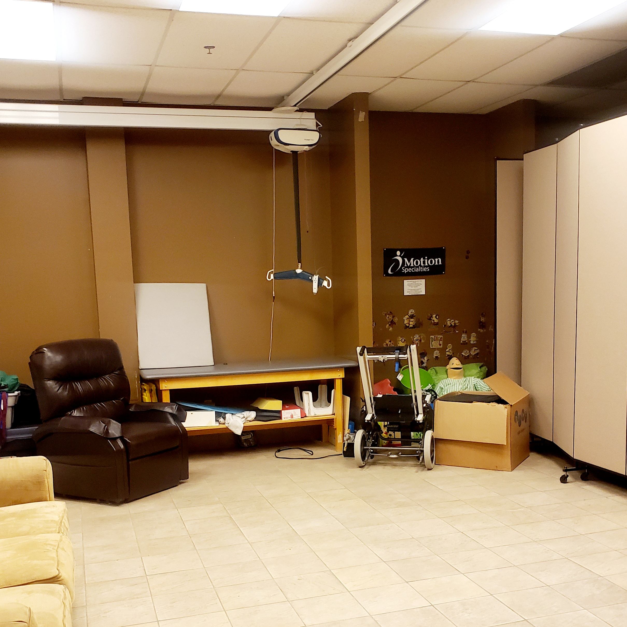 Ottawa private assessment room