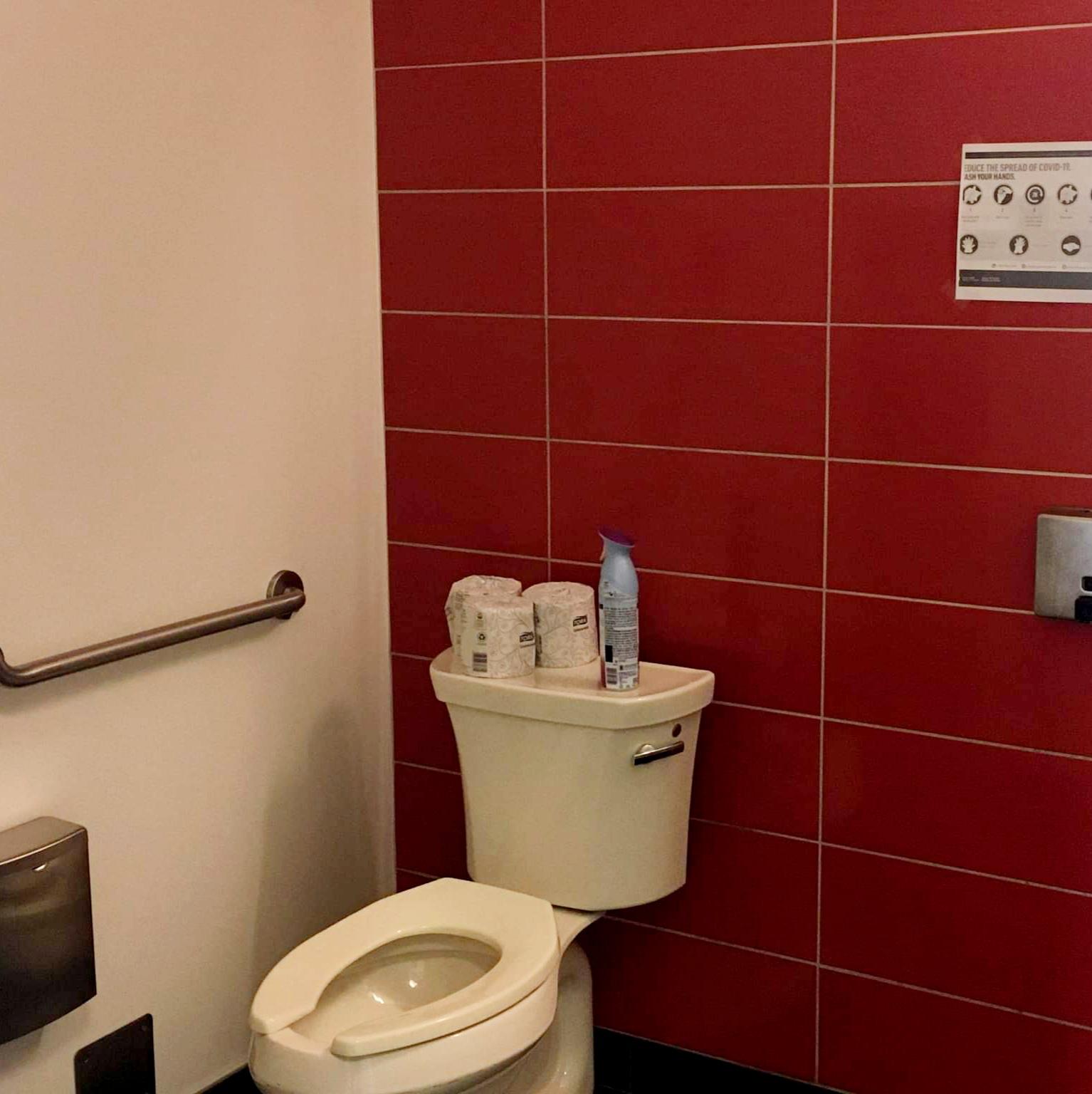 Vancouver accessible washroom