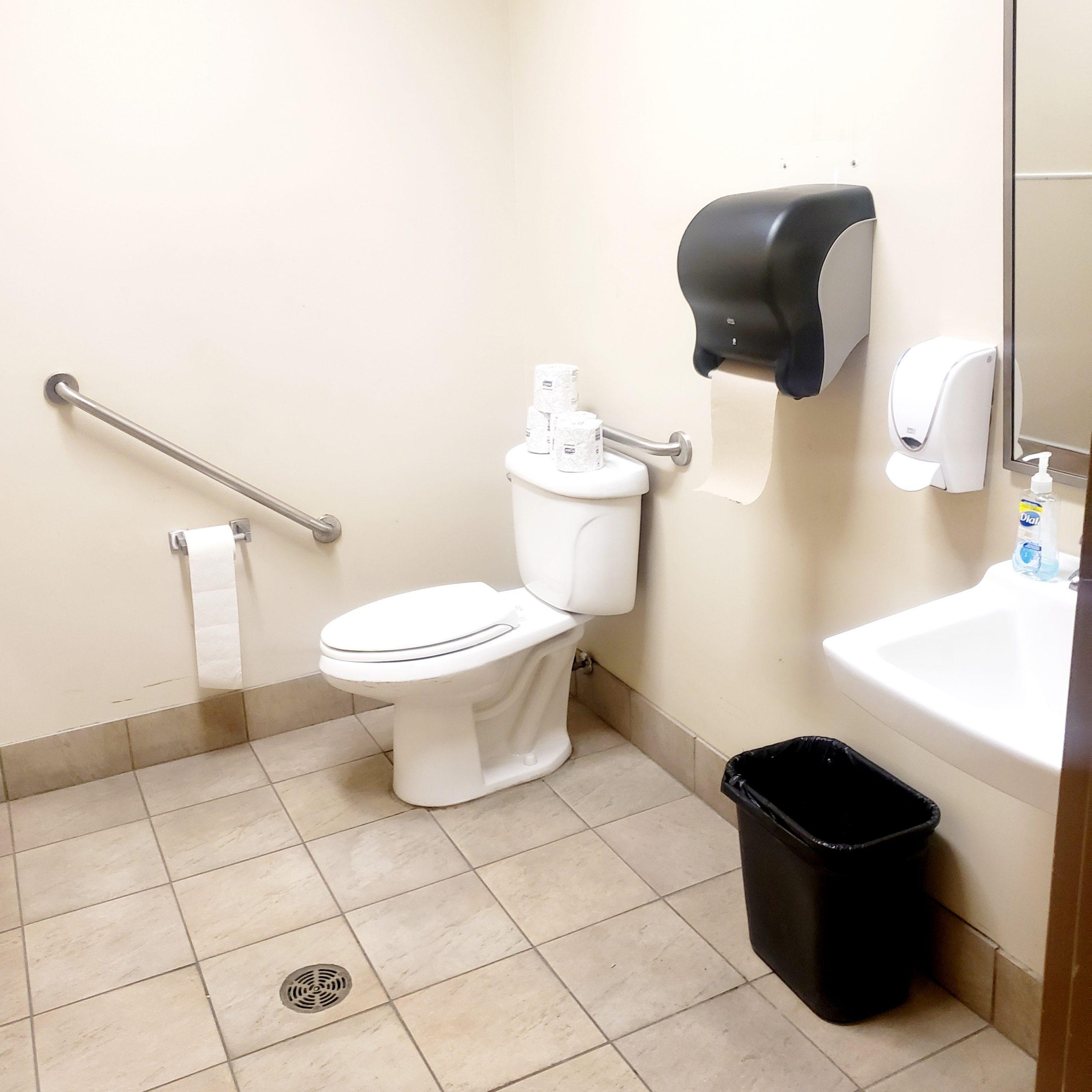 Ottawa accessible washroom