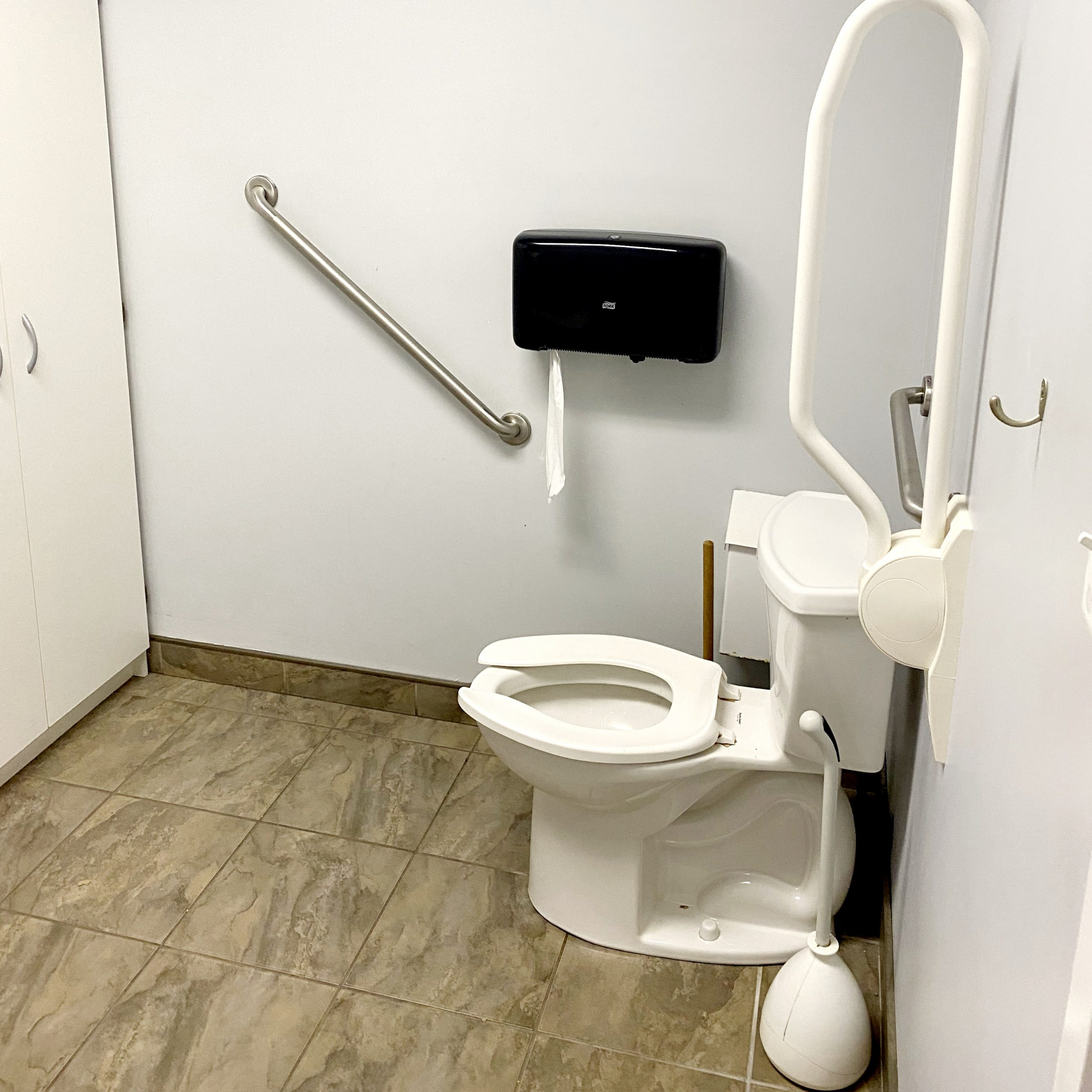 St. Catharines accessible washroom