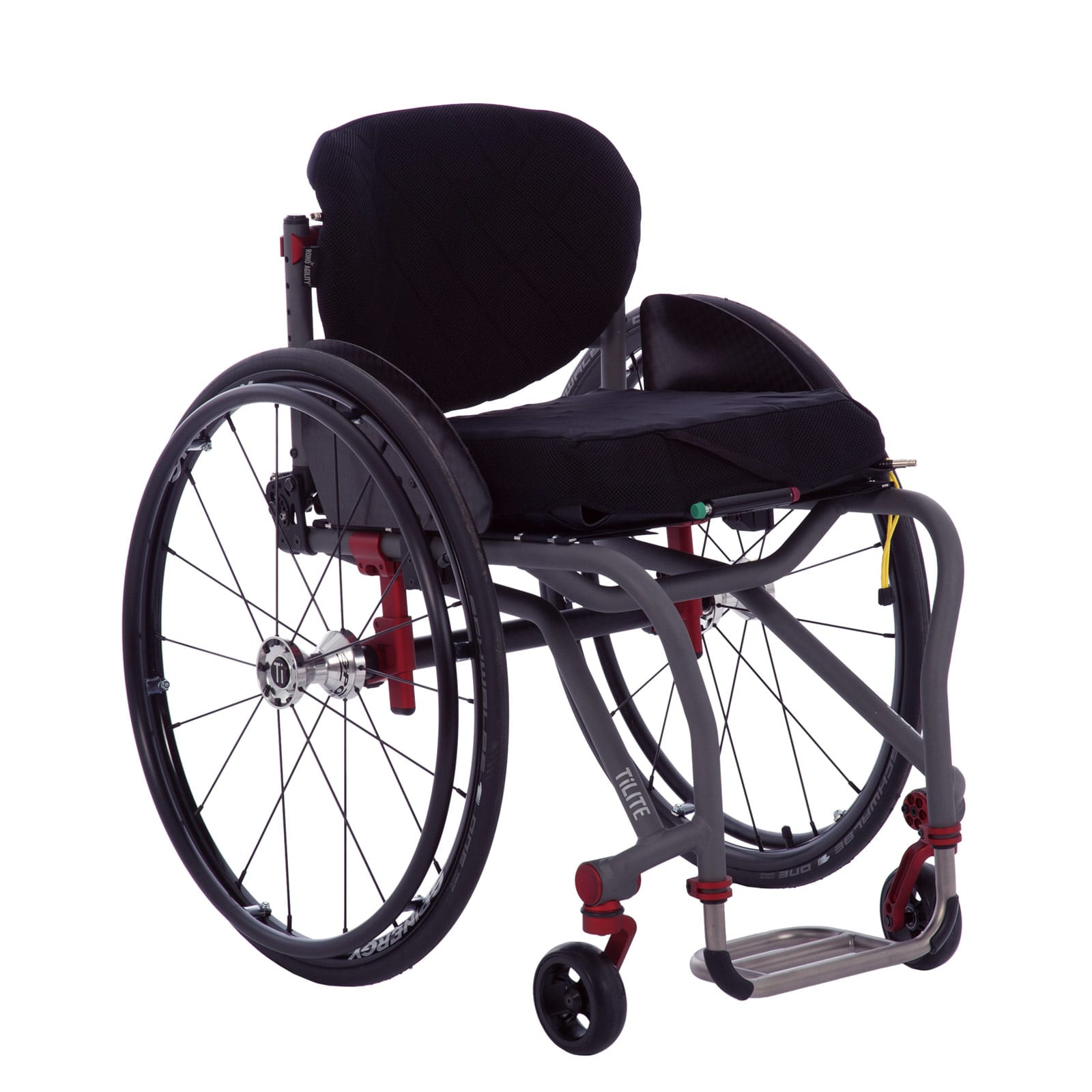 TiLite AeroT Manual Wheelchair