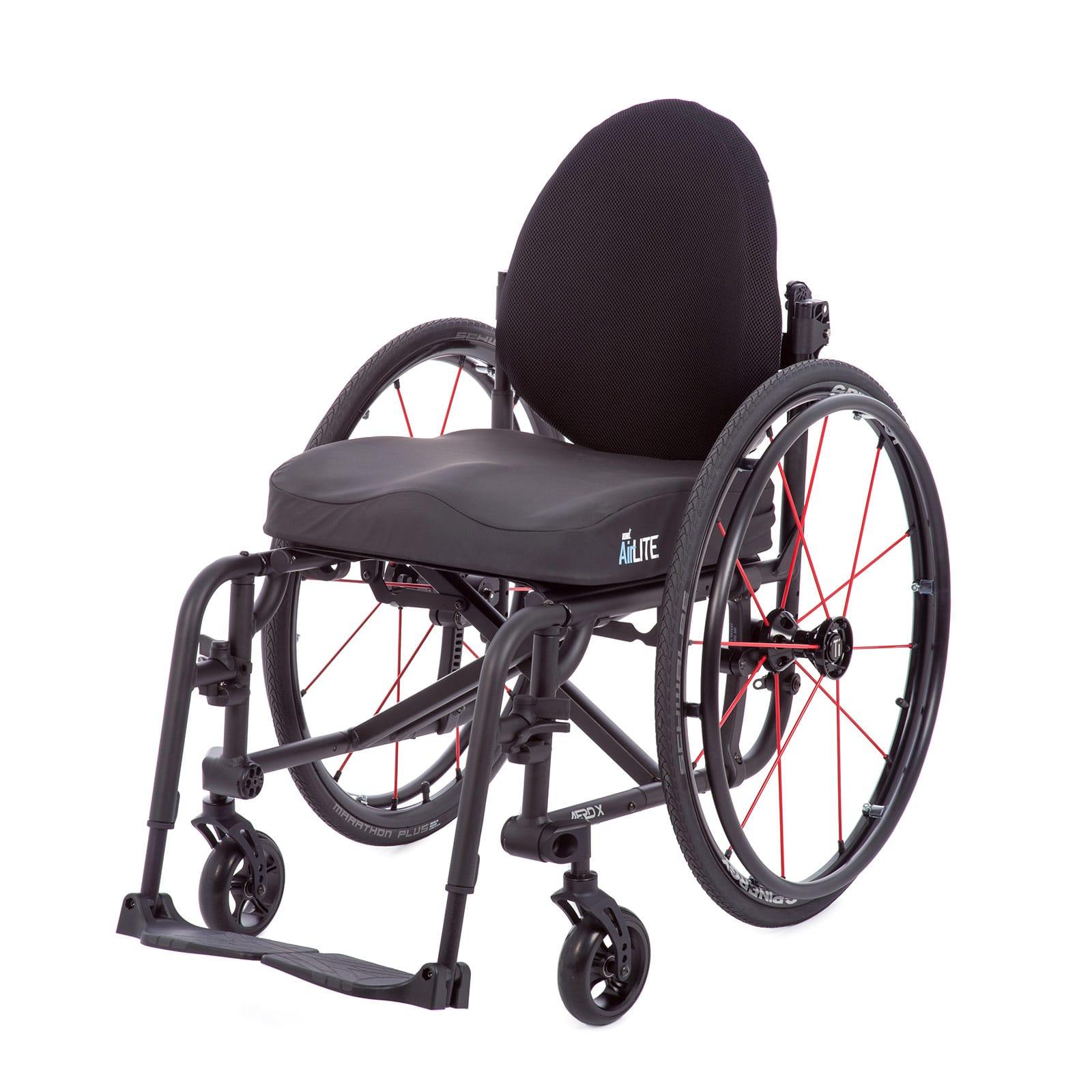 TiLite Aero X Manual Wheelchair