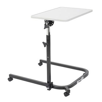 13000 Pivot and Tilt Adjustable Overbed Table Tray