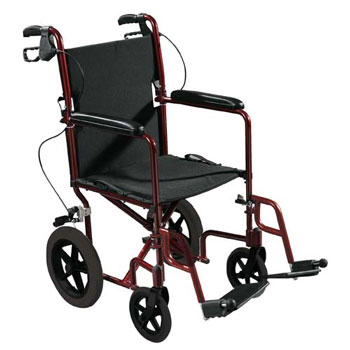 Expedition Aluminum Transport Chair