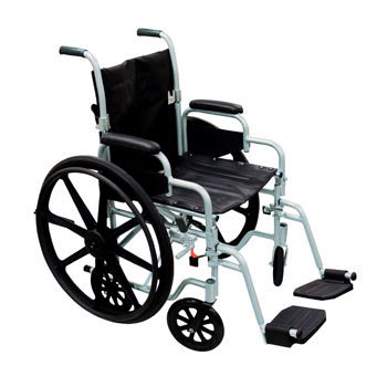 Poly-Fly High Strength, Wheelchair/Transport Chair