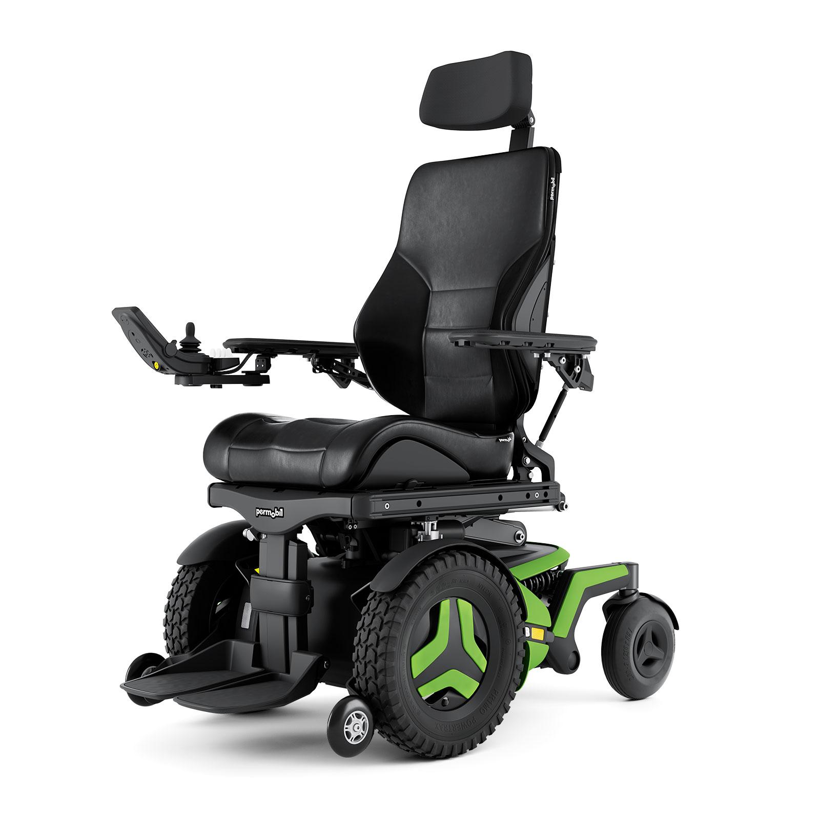 F3 Corpus Power Wheelchair