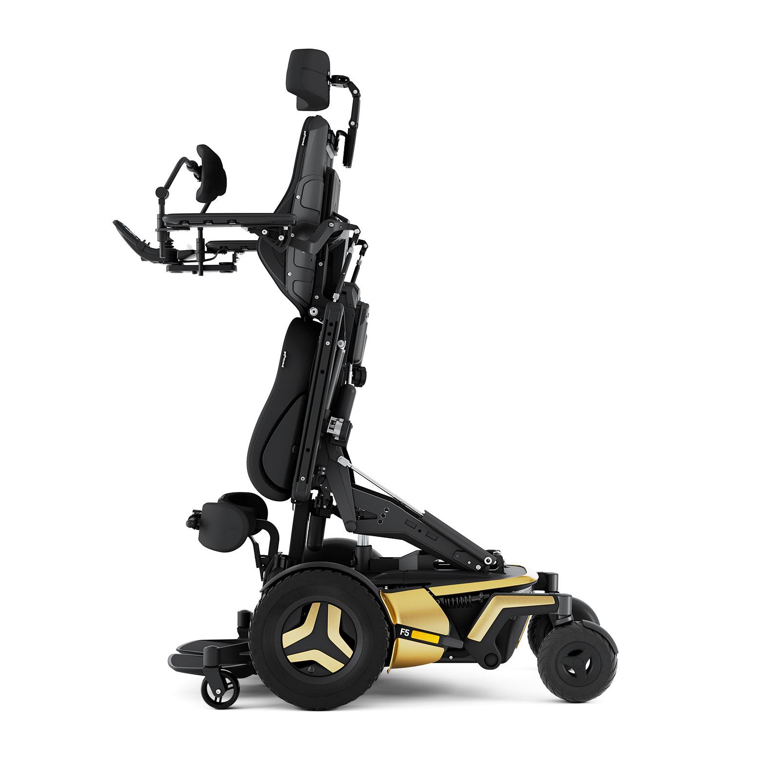 F5 Corpus VS Power Wheelchair