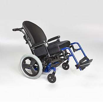 Focus CR Tilt Manual Wheelchair