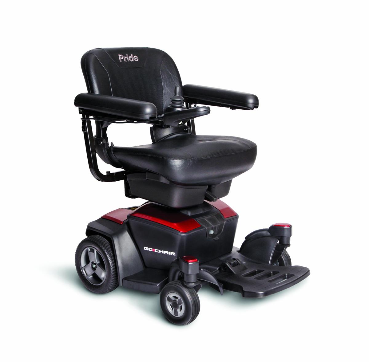 Go-Chair Power Wheelchair