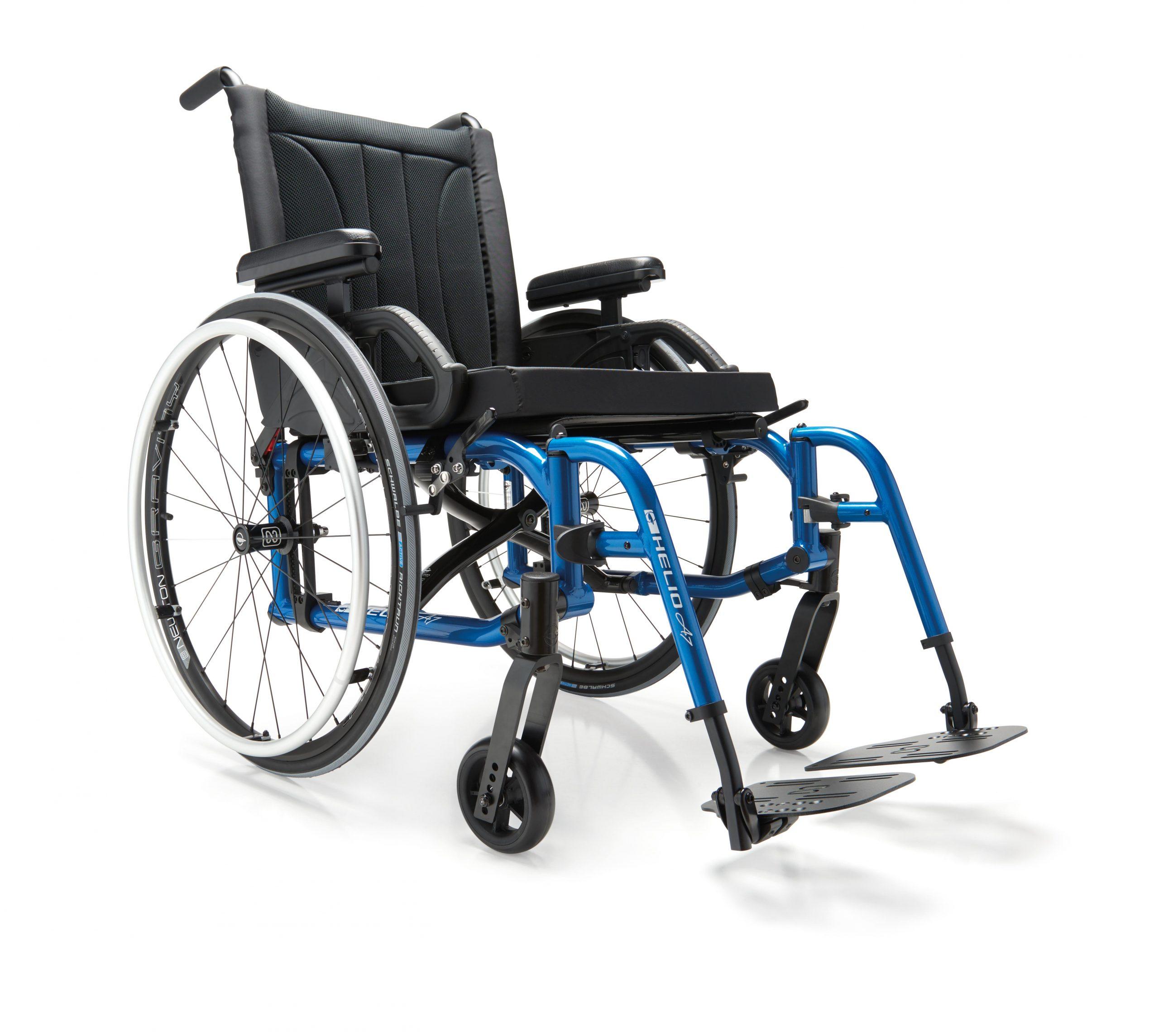 Helio A7 Manual Wheelchair