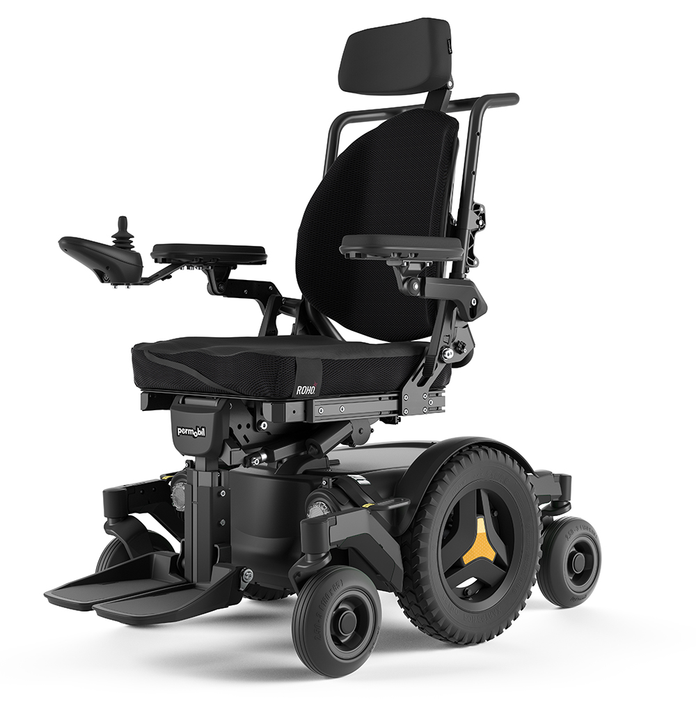 M1 Power Wheelchair