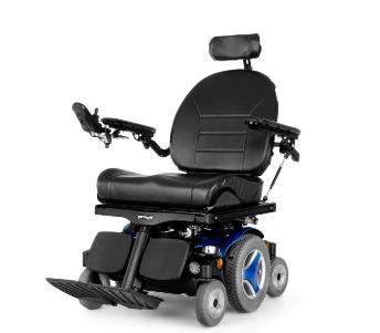 M300 Corpus Heavy Duty Power Wheelchair