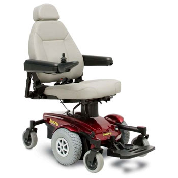 Jazzy® Select™ 6 Power Wheelchair