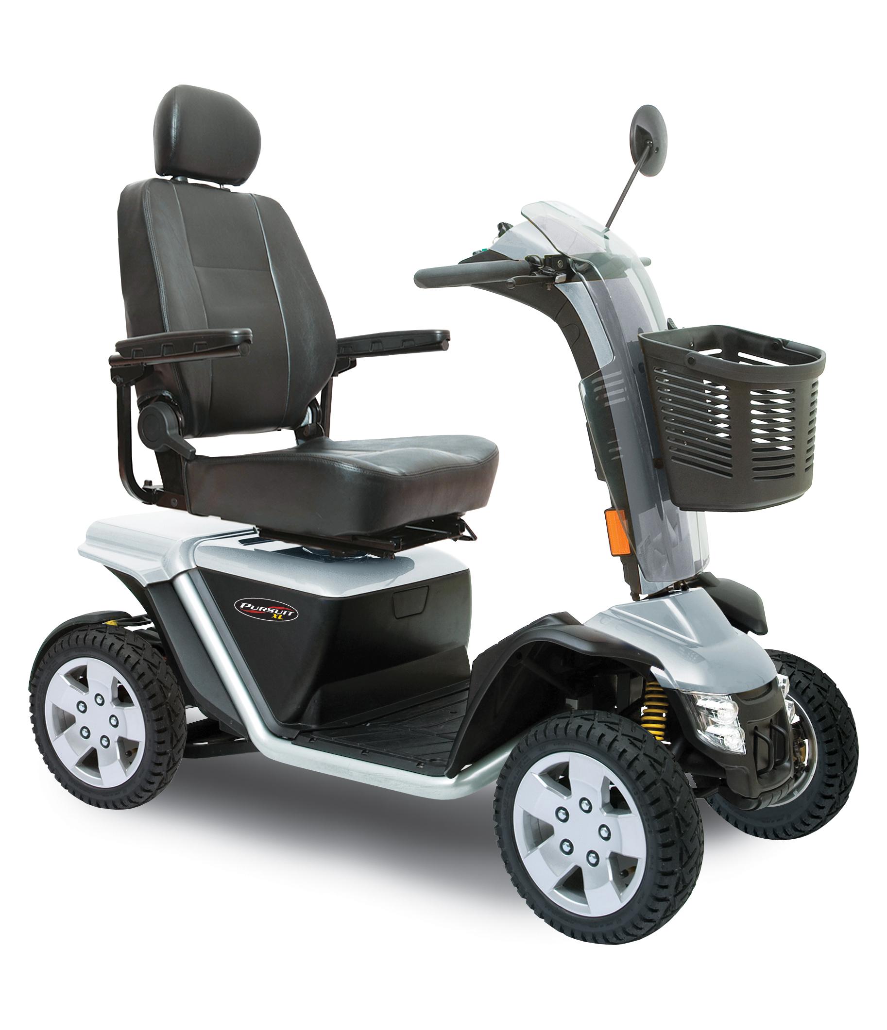 Pursuit XL Performance Scooter