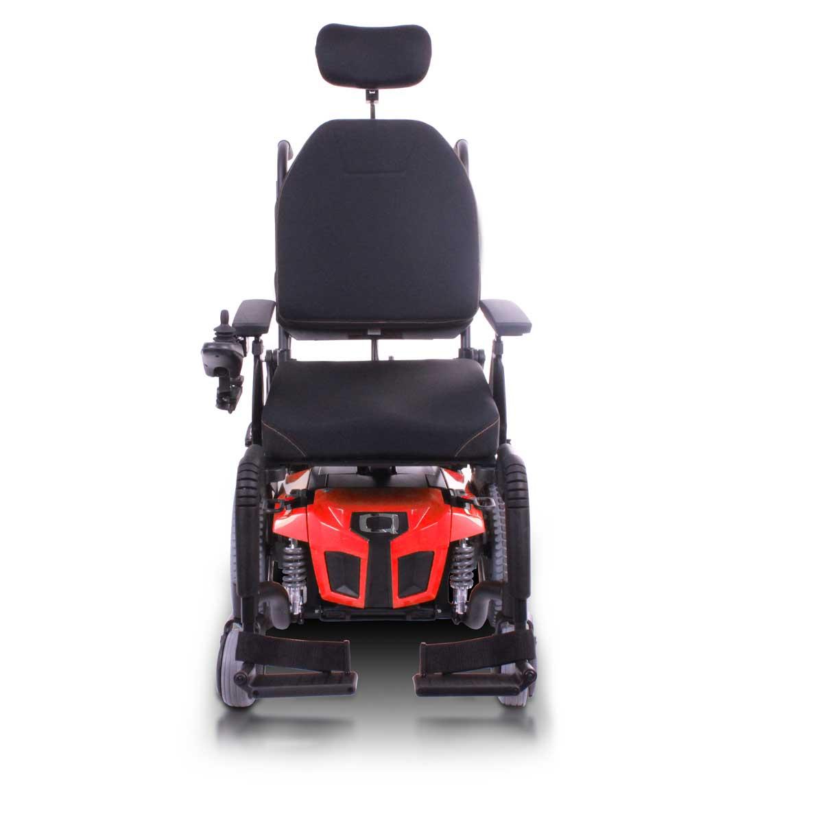 Quantum Q4 Power Wheelchair