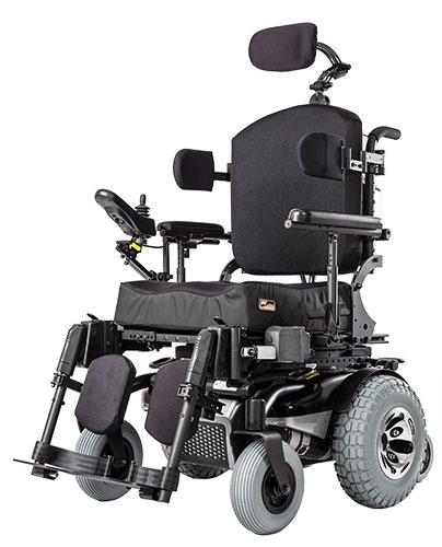 Quickie Xplore 2 Power Wheelchair