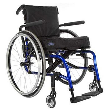 Quickie® 2 Lite Manual Wheelchair