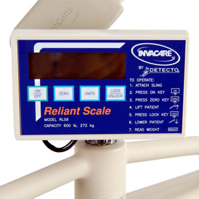 Reliant Patient Lift Scale