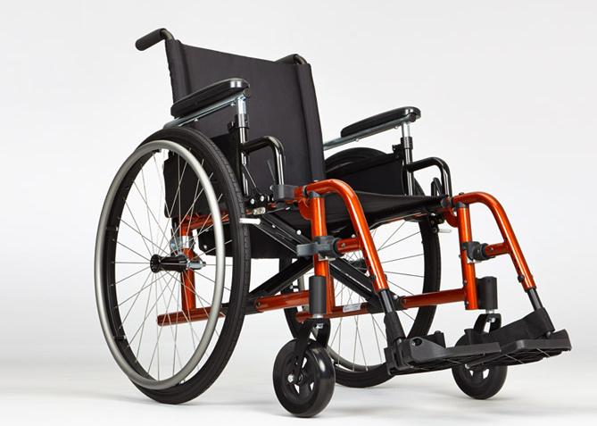 Catalyst 4 & 4c Manual Wheelchair