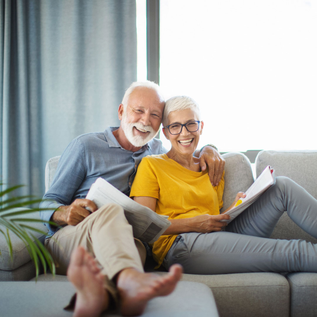 Stay in your own home longer with the Seniors' Home Safety Tax Credit