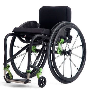 TiLite TRA Titanium Wheelchair