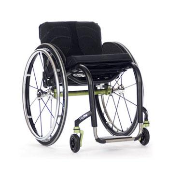 TiLite ZR Titanium Wheelchair