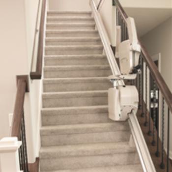 Elan SRE-3050 Stairlift