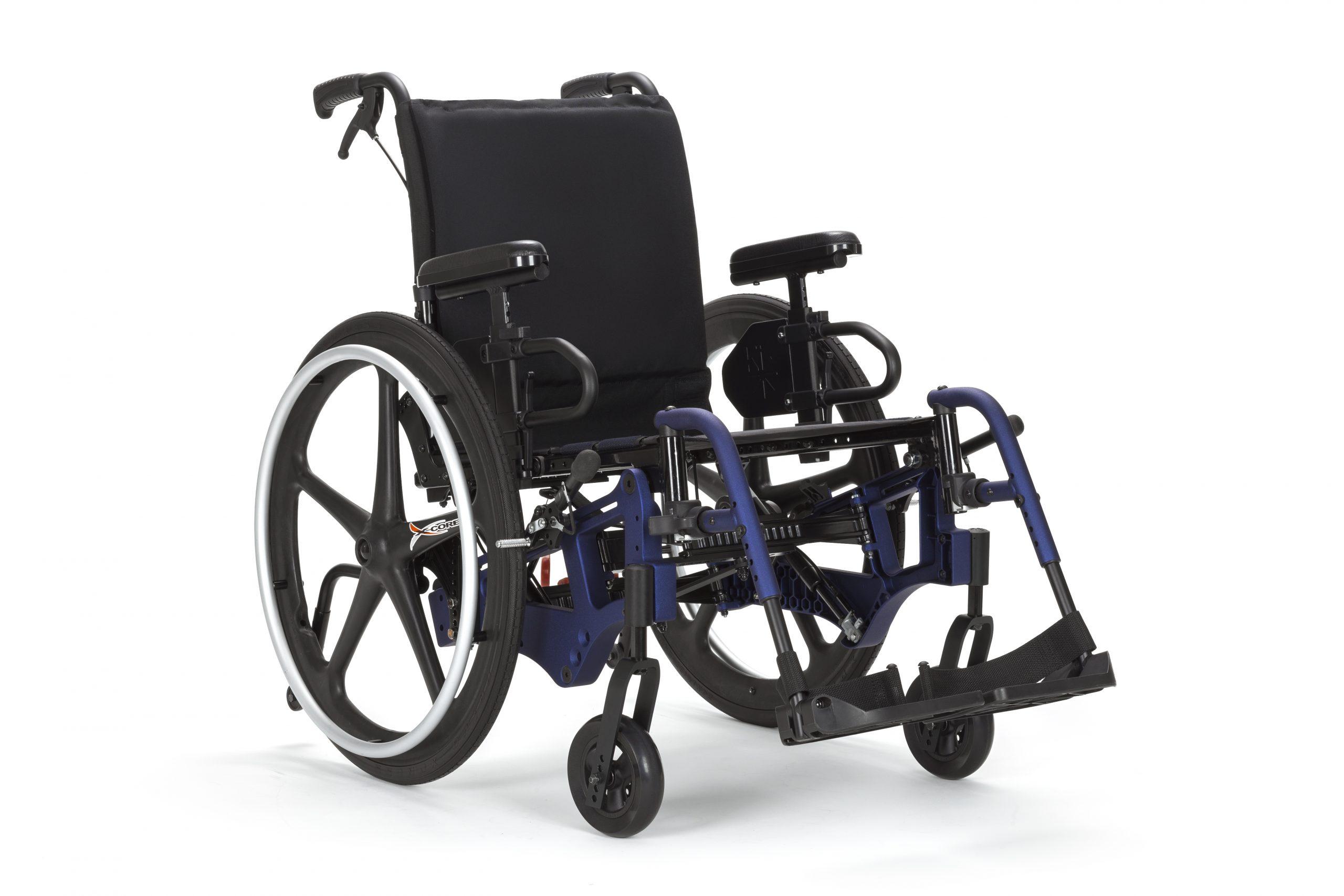 Liberty FT Tilt Manual Wheelchair