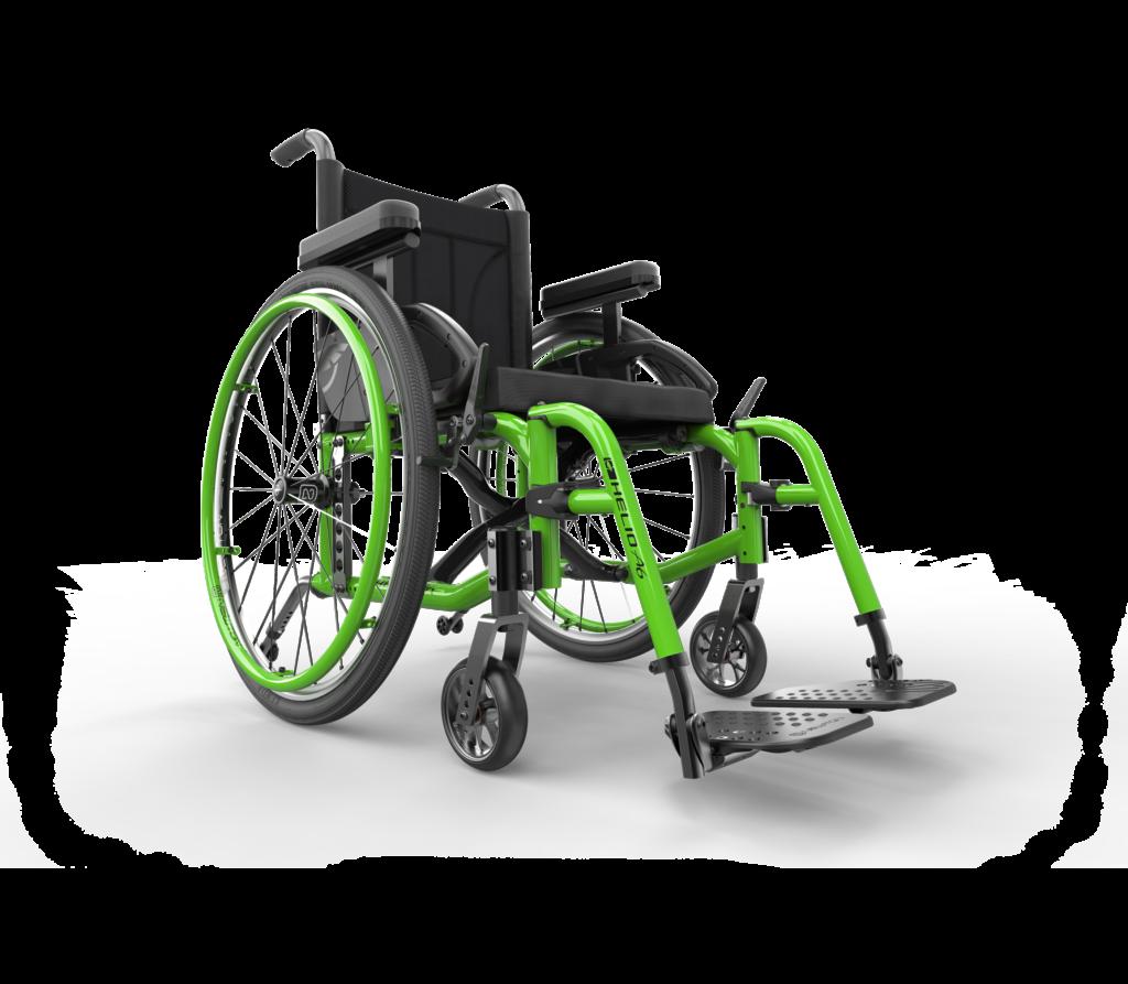 Helio A6 Manual Wheelchair
