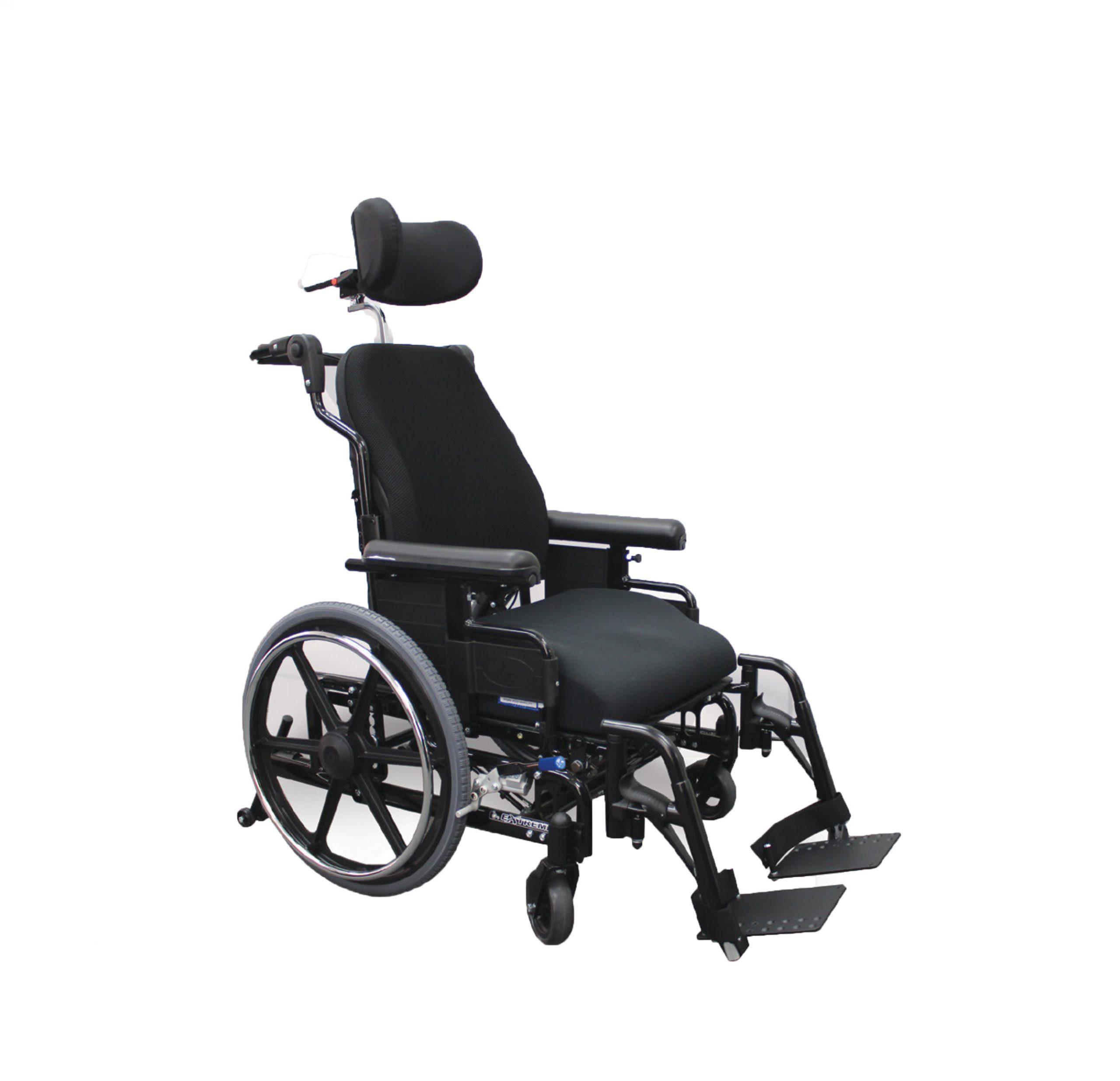 Extreme Tilt Manual Wheelchair