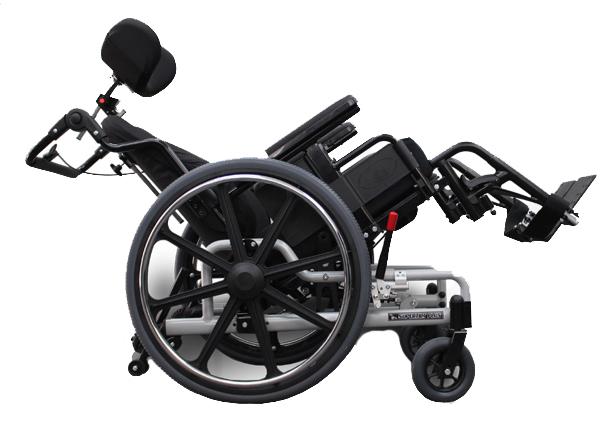 Super Tilt Plus Manual Wheelchair