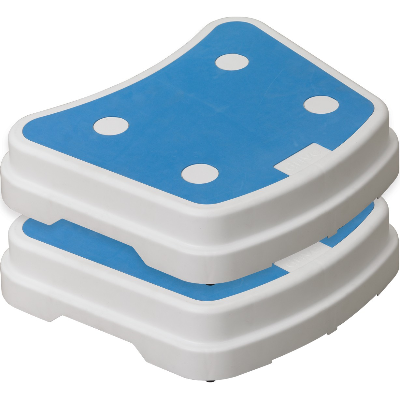 Portable/Stackable Bath Step