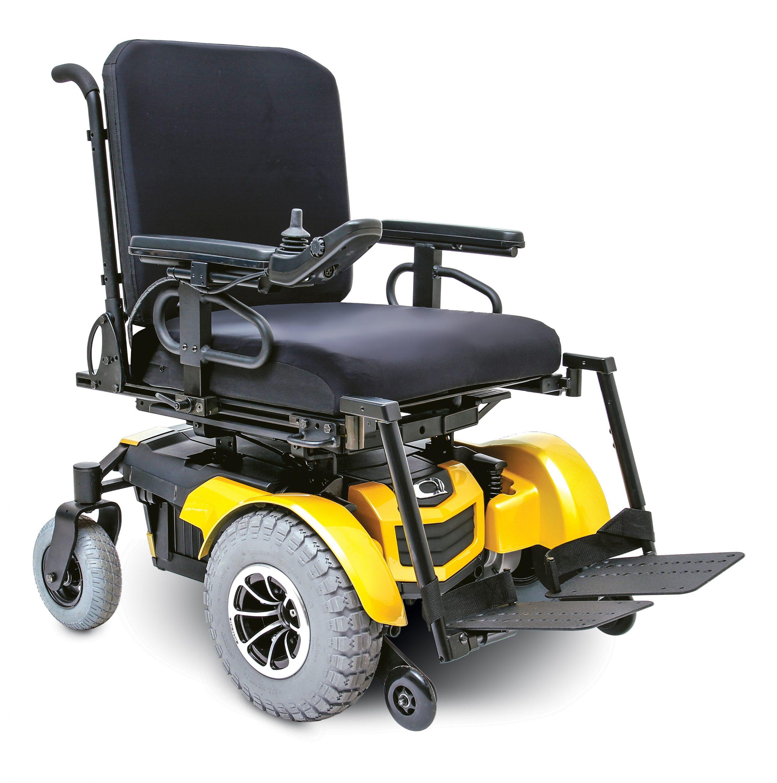 Quantum 1450 Power Wheelchair