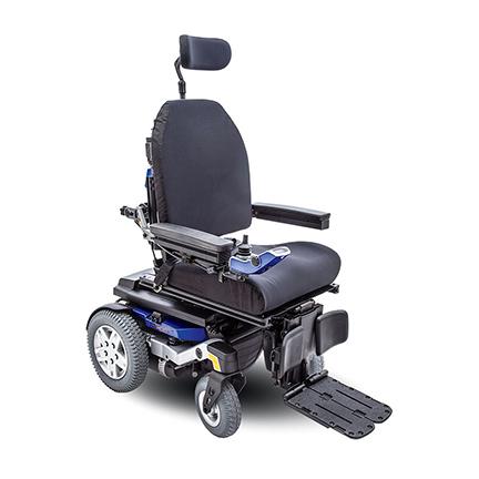Quantum Rival Power Wheelchair