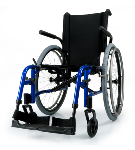 Quickie QXi Manual Wheelchair