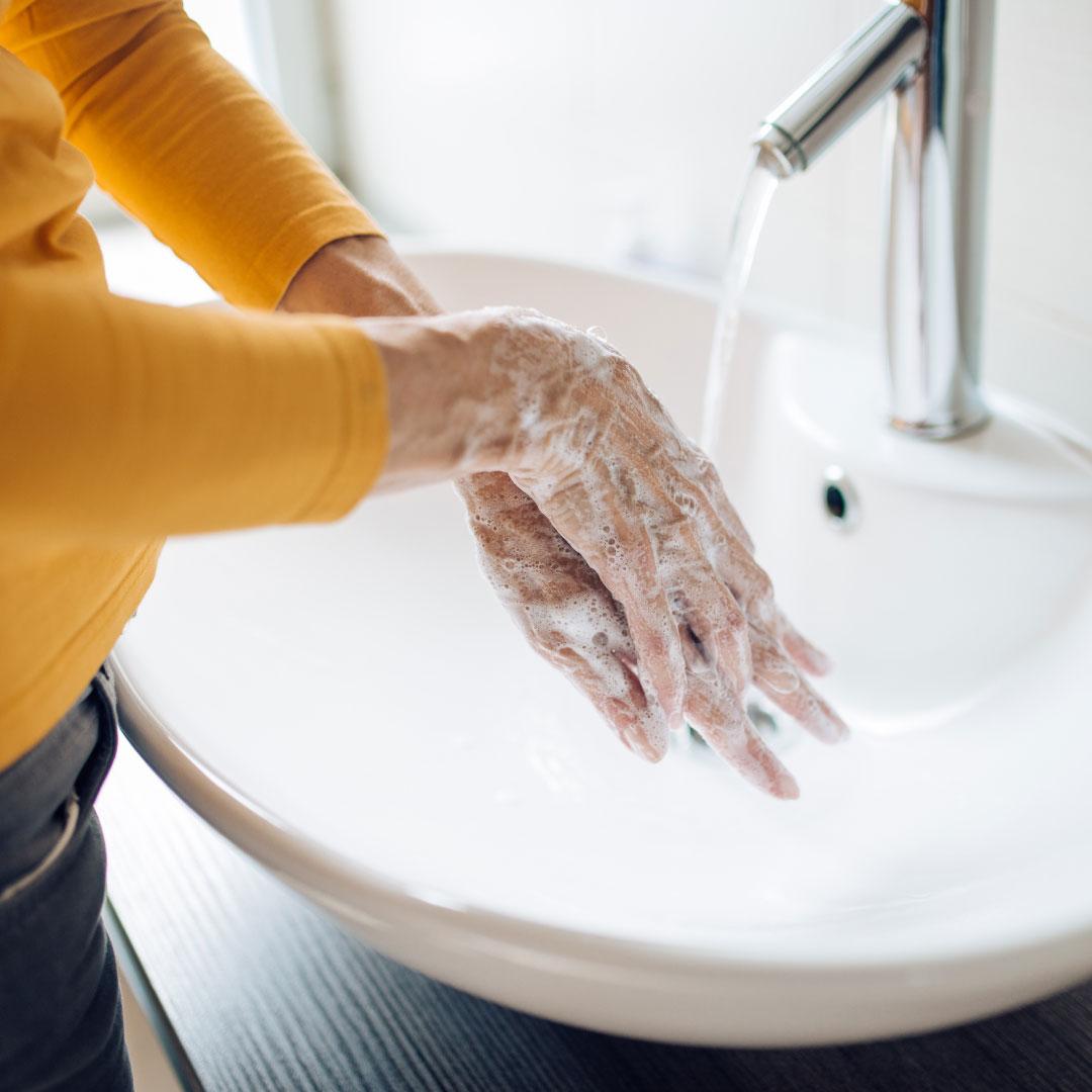 Preventing falls in the bathroom